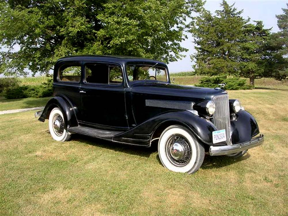 Craigslist 1934 pontiac autos post for 1934 pontiac 4 door sedan