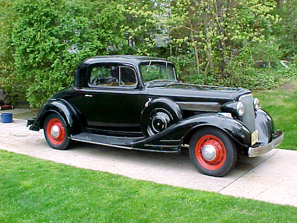 Amerisud usccnormandy v8forever afficher le sujet auto for 1933 pontiac 4 door sedan